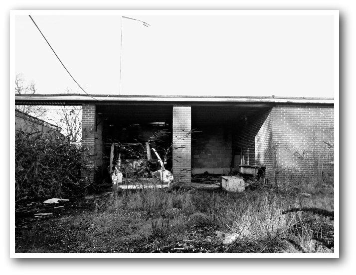 Derelict food research institute 2