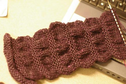 runchy scarf