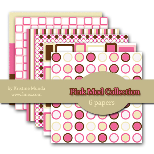 Pink Mod Collection