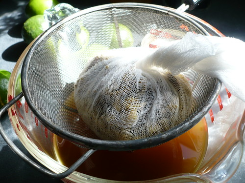 Squeezing the Cheesecloth