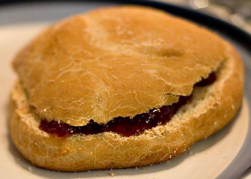 Homemade English Muffin