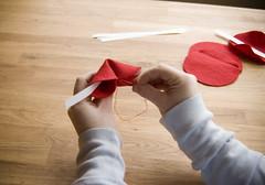 Valentine's Craft Tutorial 7