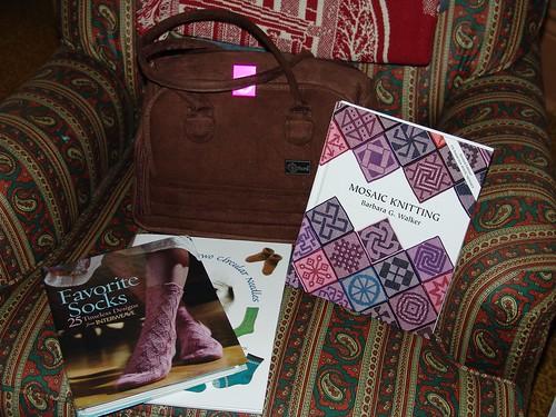 Christmas Knitting Supplies