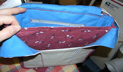 Messenger bag prototype