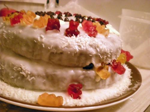 second bday cake