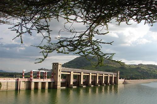 Krishnagiri Dam