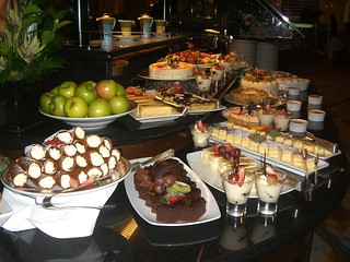 Dessert Bar 2 - Il Barocco, Palazzo Versace