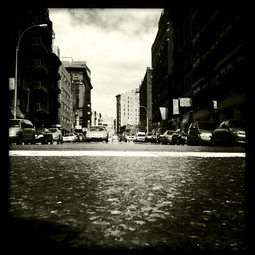 Up Lafayette Street