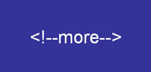 HTML code for Teaser
