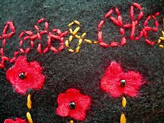 Detalle Logo + Flores