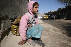 Street Child Worker