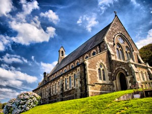 Devon Church by