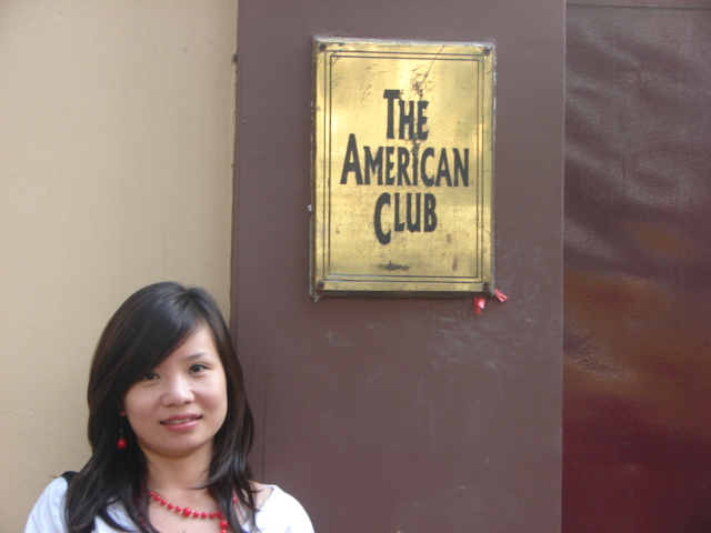 The American Club on Thailand Day