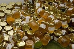 Wedding Favors - Homemade Honey