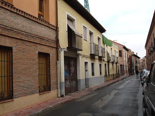 Calle de la Merced en la actualidad