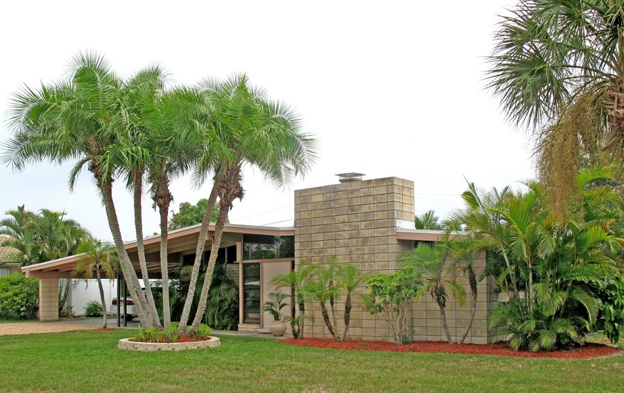 MID CENTURY MODERN FLOOR PLANS « Unique House Plans