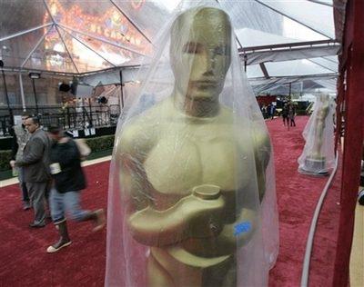 Los Oscars, todavía en el envoltorio