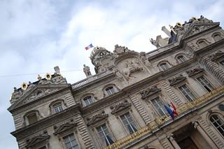 Hotel de Ville in Lyon