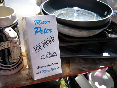 Mister Peter Ice Mold