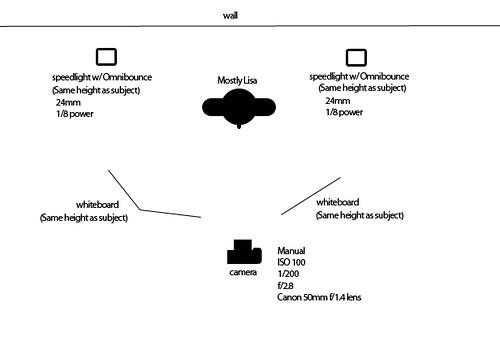 Diagram of DIY Shoot #1