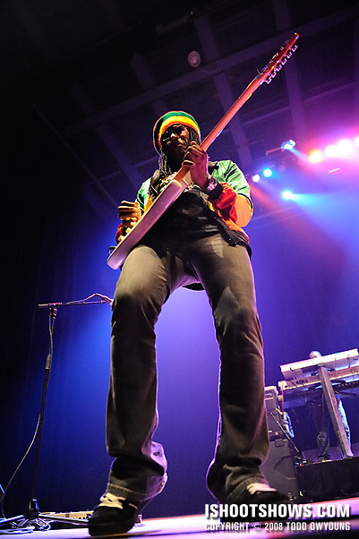 The Wailers @ the Pageant -- 2008.04.23
