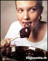 Chocolate Mina