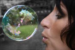 Seifenblase (Bulle de Savon, Soap Bubble)