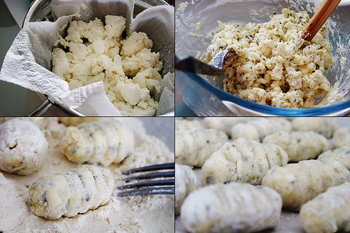 Ricotta Gnocchi - The Making Thereof