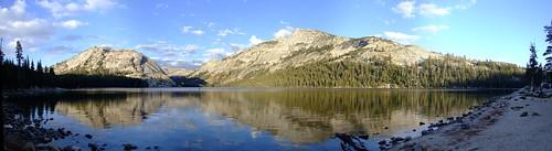 Yosemite Reflections Panorama