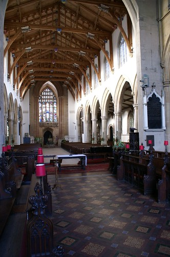 My title parish - Louth, Lincolnshire