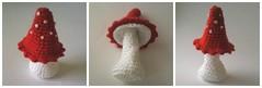 Röd svamp. :o)