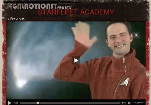 GALACTICAST presents Starfleet Academy