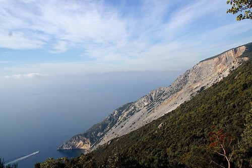 South-East Coast, Mt Athos 2007