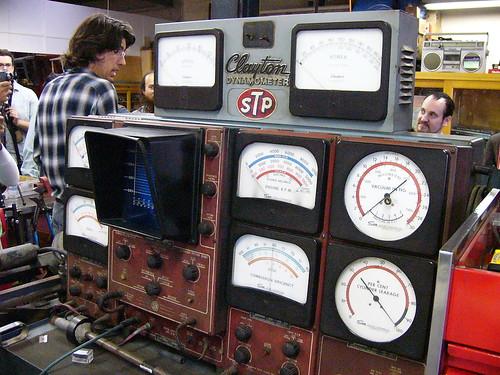 Dyno gauges