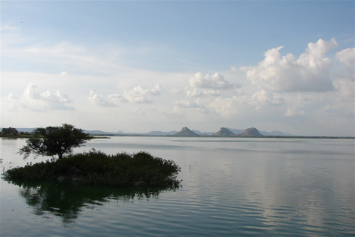 Krishnagiri Dam reservoir