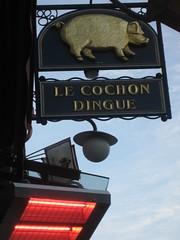 Cochon Dingue, Québec City