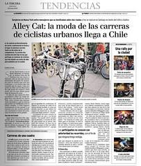 Foto en La Tercera - Tendencias