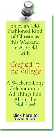 Read more about Crafted in the Village.