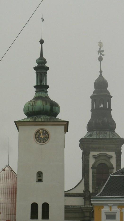 Church in Ústí nad Orlicí