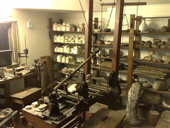 Inside James Watt's workshop