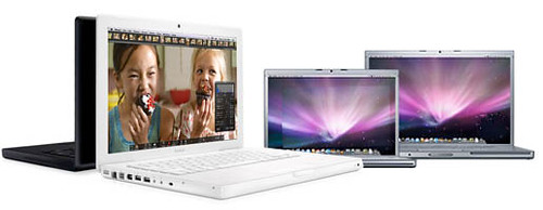 Gama Macbooks
