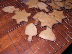Mindy's Hanukkah cookies