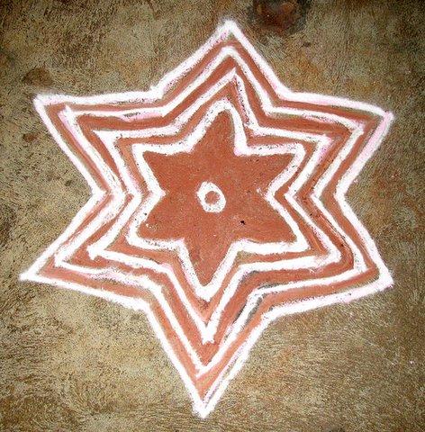 star kOlam