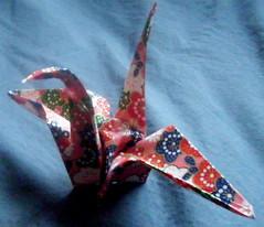 Origami Crane 10