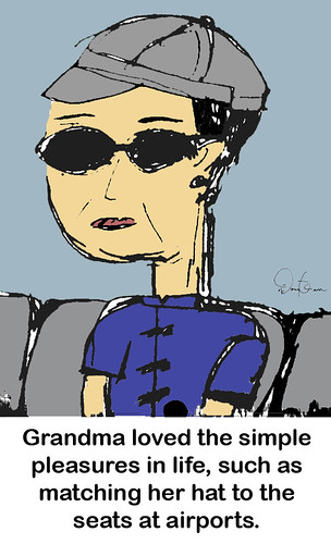grandma comic