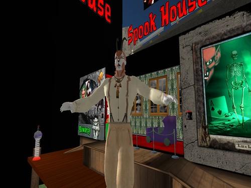 Sinatras Spook House