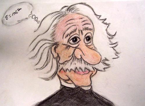 Einstein for Illo Fri.