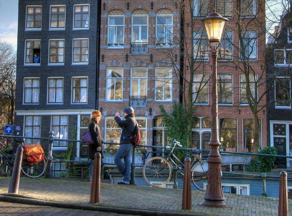 Amsterdam Meet + Greet