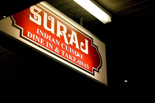 Suraj : Indian Cuisine - Dine In & Takeaway