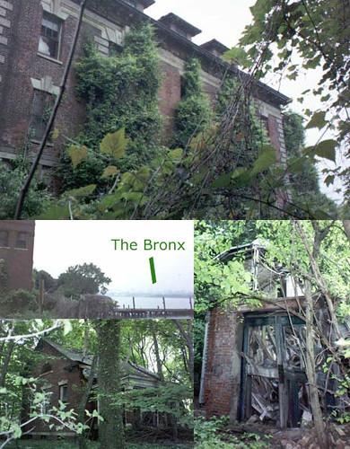 Lugares abandonados